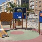 Pulimentado de parque infantil