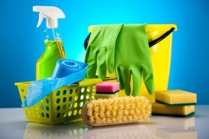 limpieza de oficinas - guantes