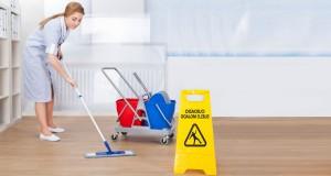 limpieza de oficinas y comercios valencia - caution