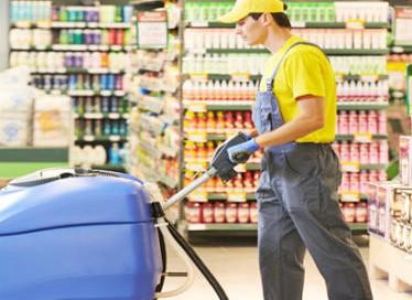 limpieza de oficinas y comercios valencia - trabajador