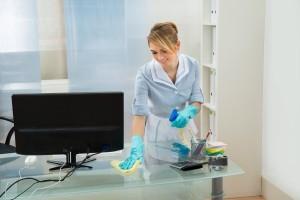 limpieza de oficinas en Lysmar