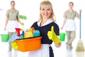 empresa de limpieza barata en Valencia - cubo