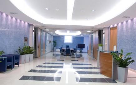 limpieza de oficinas en Valencia - hall