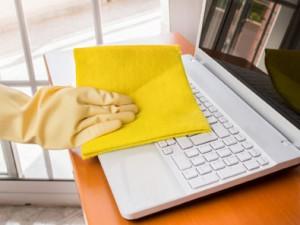 limpieza oficinas valencia - portátil