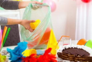 limpieza de apartamentos - fiesta cumpleaños