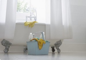 limpieza de fin de obra en Valencia - bañera