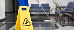limpieza economica de oficinas en Valencia - señalizado