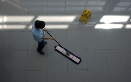 limpieza de comunidades en Valencia - vista desde arriba