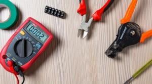 servicios de electricidad en Valencia - herramientas