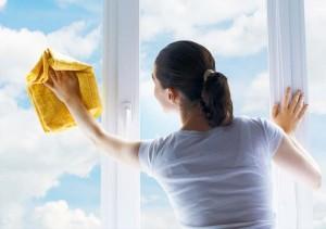 limpieza de comunidades de propietarios en Valencia - ventanas