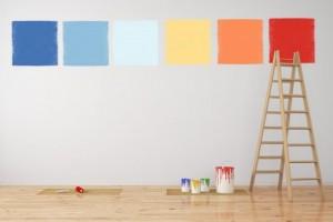 presupuesto pintura economico Valencia - muestras de color