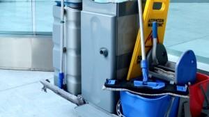 limpieza de comunidades de vecinos en Valencia - maquinaria