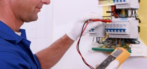 servicios de electricista en Valencia - contador