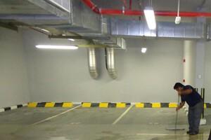 Limpieza de garajes en Valencia - mocho