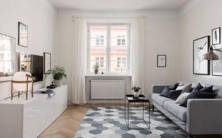 pintar piso en Valencia - paredes blancas