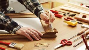 trabajos de carpintería en Valencia - marco