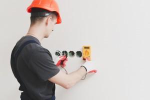 trabajos de electricidad en valencia - medición