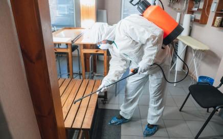empresa para desinfección profesional en Valencia - espacios comunes-